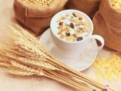 Getreidemühlen und ceralien